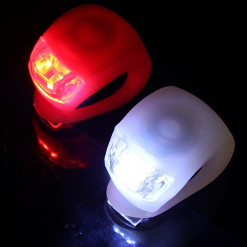 para bicicleta luces