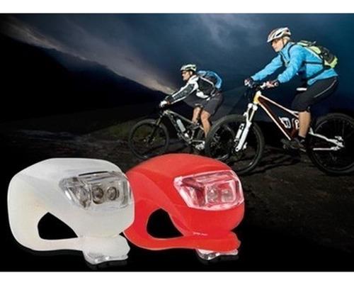para bicicleta luz de costado led intemperie