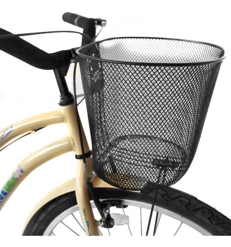 para bicicletas canasto