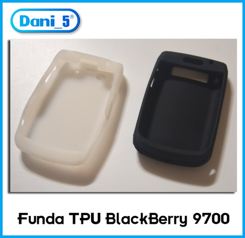 para blackberry funda tpu