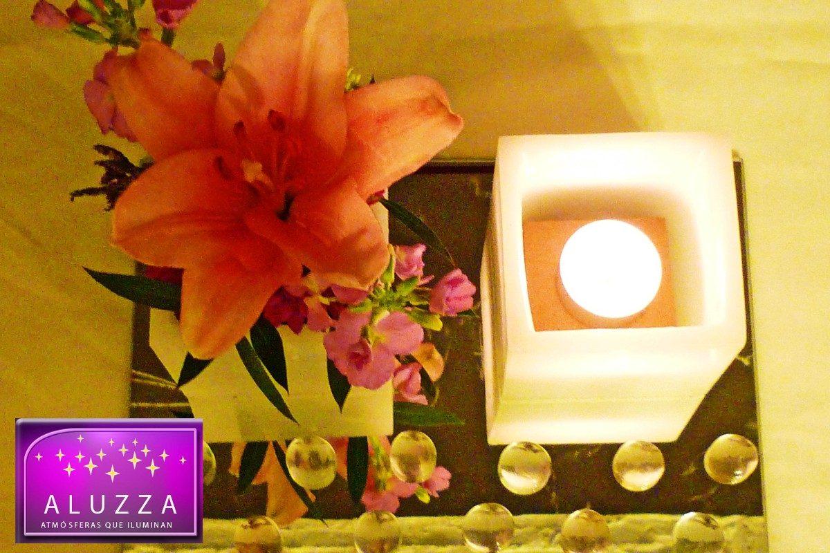 Centro de mesa para boda aluzza dmm en mercado libre - Precios de centros de mesa para boda ...