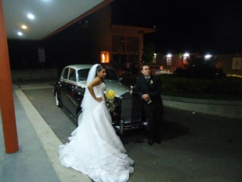 para bodas carros