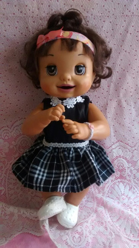 para boneca roupa