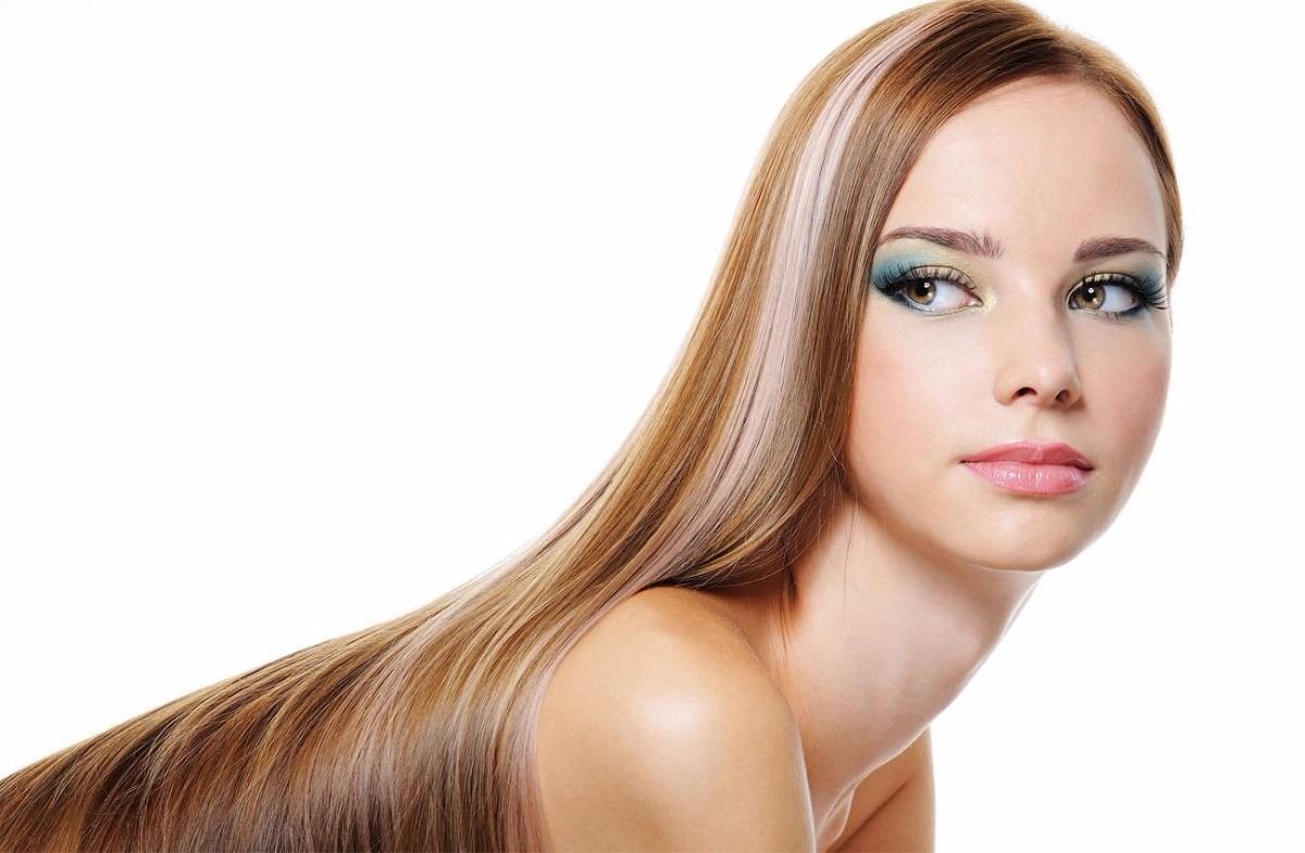 El tratamiento de los cabellos frágiles y estropeados