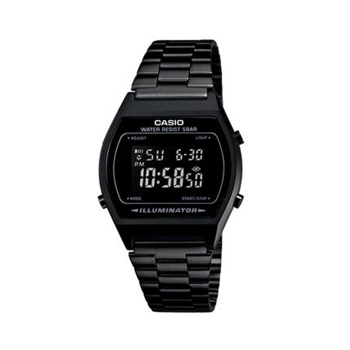096f0690247d para caballero reloj casio vintage b640 metal negro. Cargando zoom.