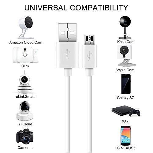 Cable De Extension Usb Para Wyze Cam Pan 1080p Yi Camara En