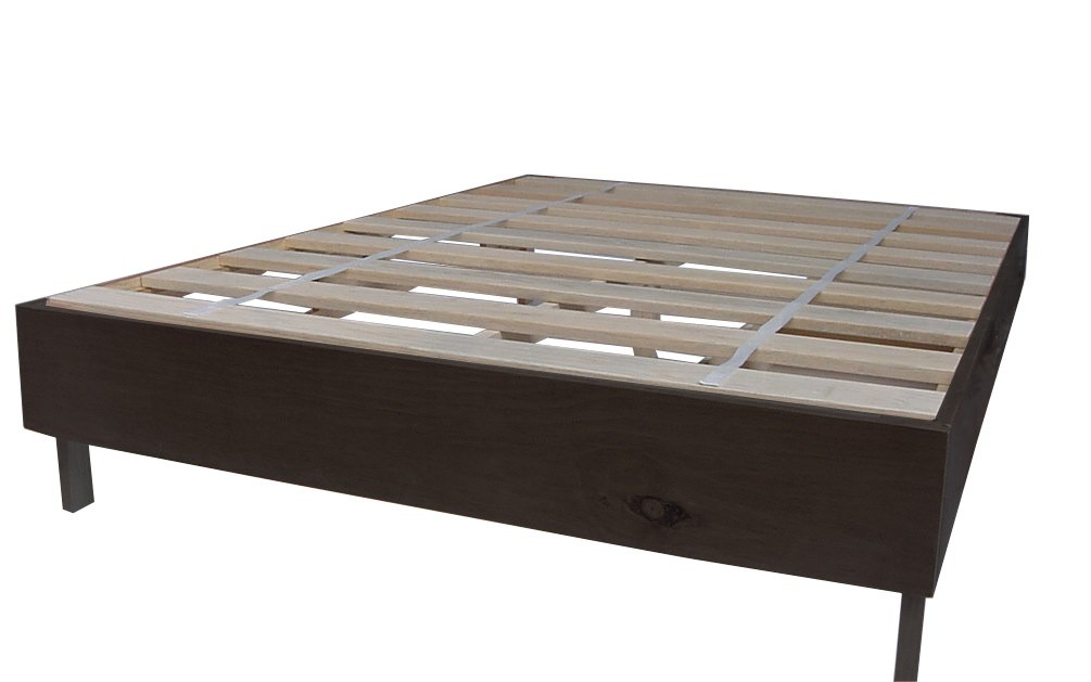 Base para cama matrimonial bases para cama modelo for Como hacer una base para cama individual