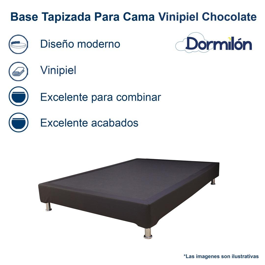 Base tapizada para cama king size envio gratis cdmx for Bases para cama king size df