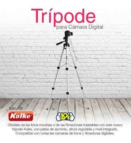 para cámara tripode