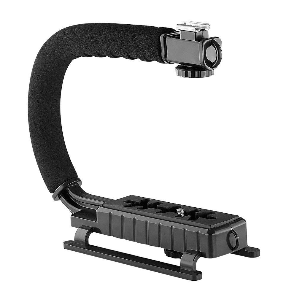 Soporte estabilizador para camaras video dslr flash for Estabilizador de camara