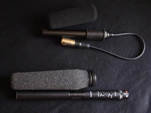 para camaras micrófono