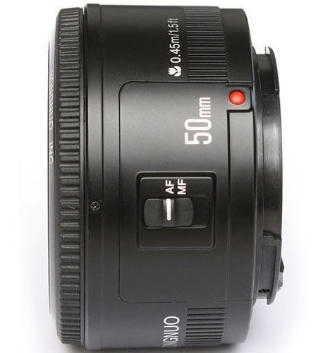 para canon lente