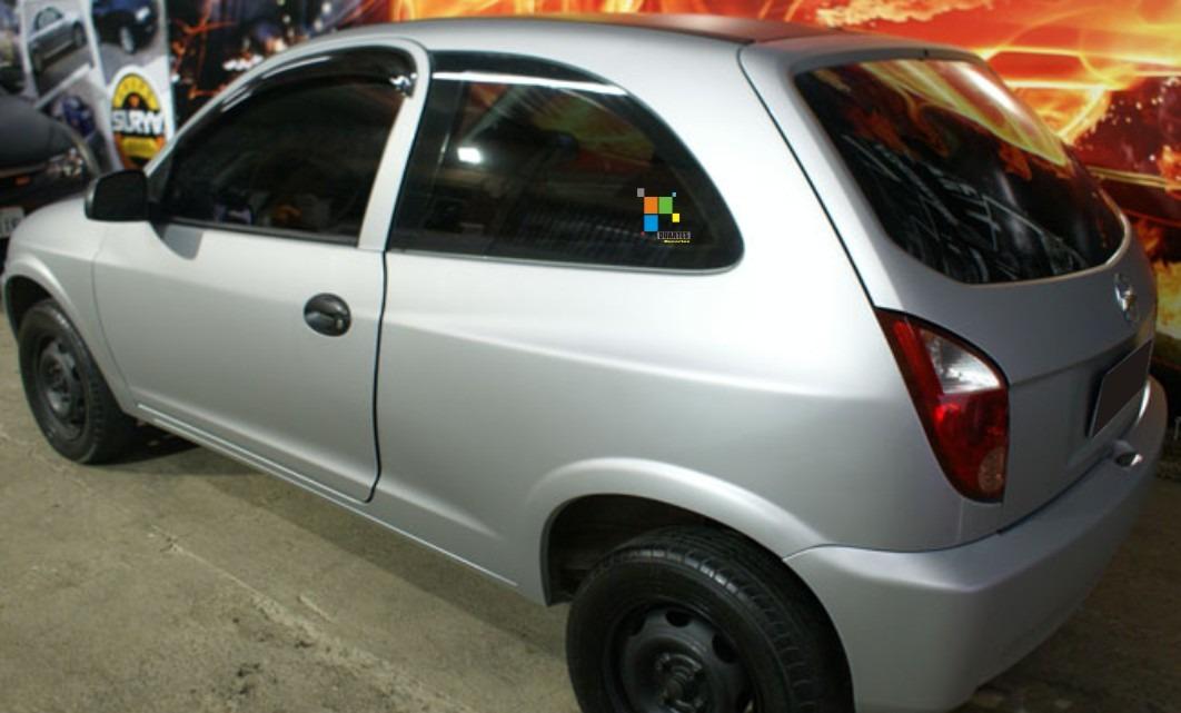 Adesivo Prata Fosco Para Envelopamento De Carro R$ 18,90 em Mercado Livre