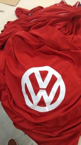 para carro automotiva capa volkswagen