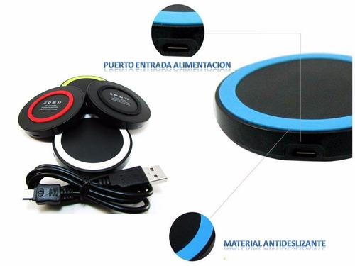 para celular cargadores inalambrico