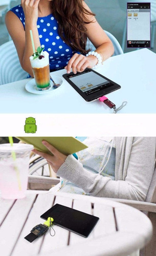 para celulares adaptador usb