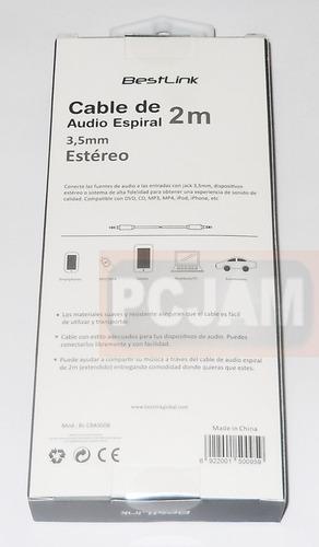 para celulares cable audio