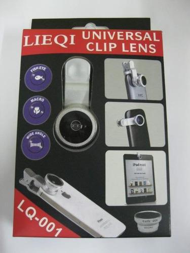 para celulares lente