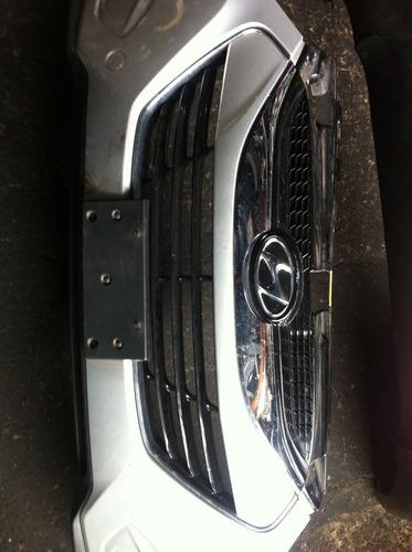 para choque dianteiro ix35 - 2012 completo (original)