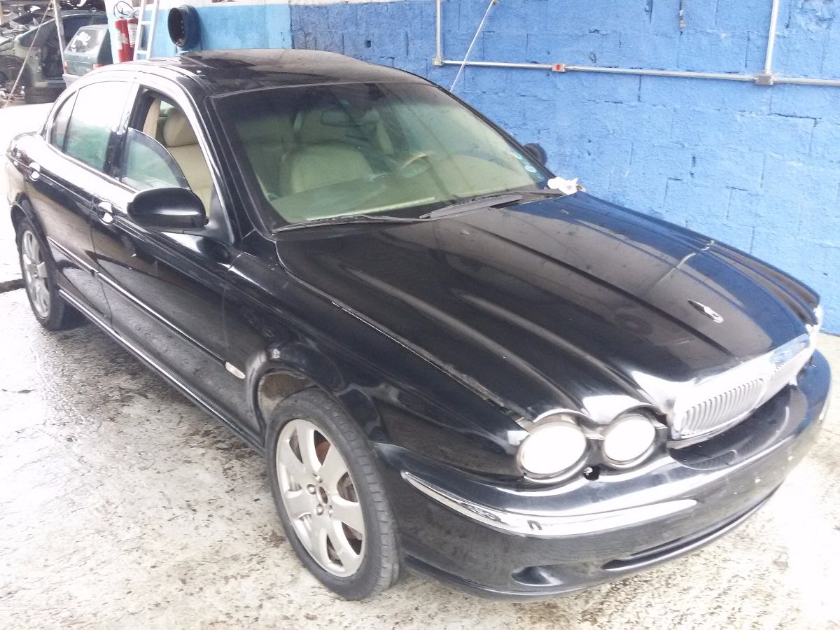 ... Jaguar X Type 3.0 Se 2004. Carregando Zoom.