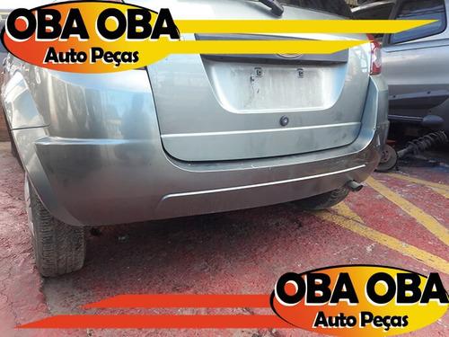para-choque traseiro ford ka 1.0 flex 2009/2010