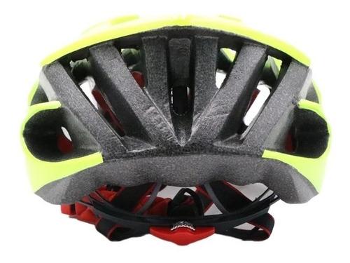 para ciclismo casco