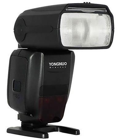 para câmeras flash