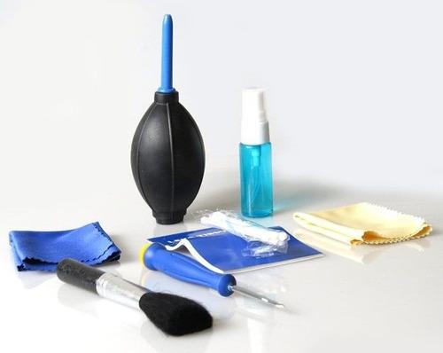 para câmeras kit limpeza