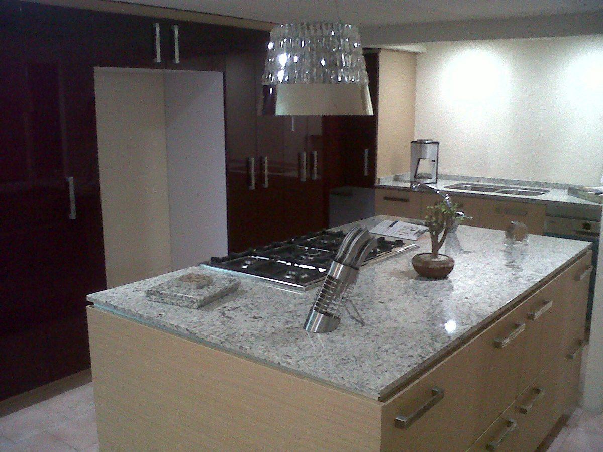 Cubiertas de granito o cuarzo para cocina 1 en - Precio granito cocina ...