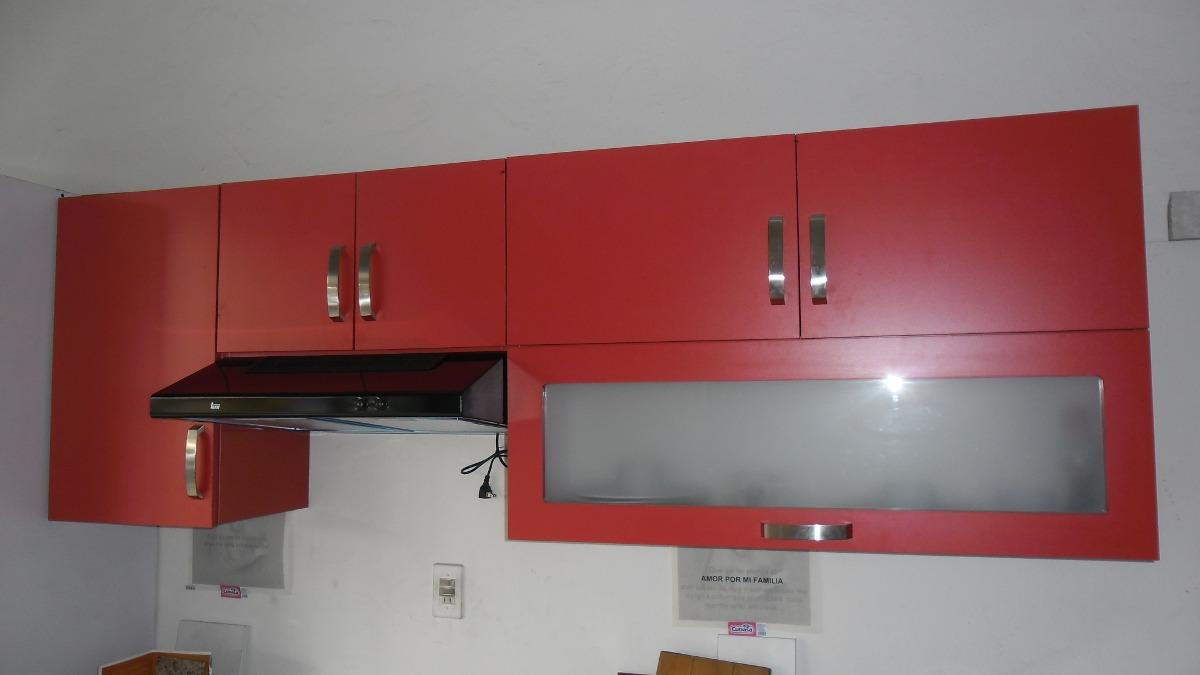 Muebles Superiores Para Cocina Integral - $ 6,600.00 en Mercado Libre