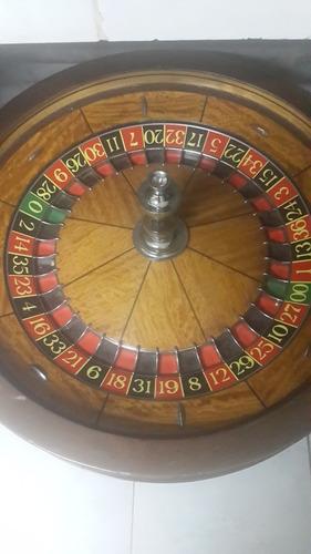para coleccionistas único cilindro de ruleta