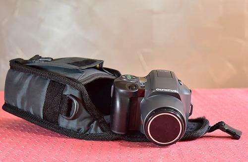 para colecionadores câmera olympus is10 analógica