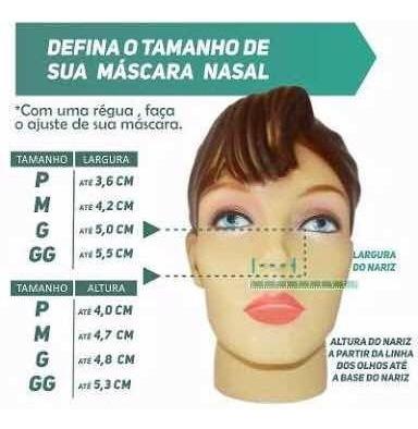 para cpap máscara nasal