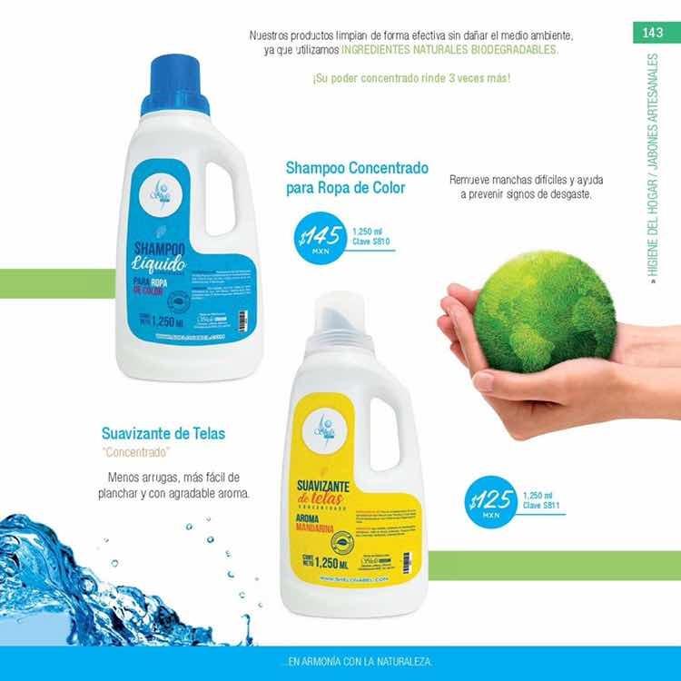 ecb3a0a97fcb Kit Para Limpieza Y Cuidado De La Ropa Sheló Nabel