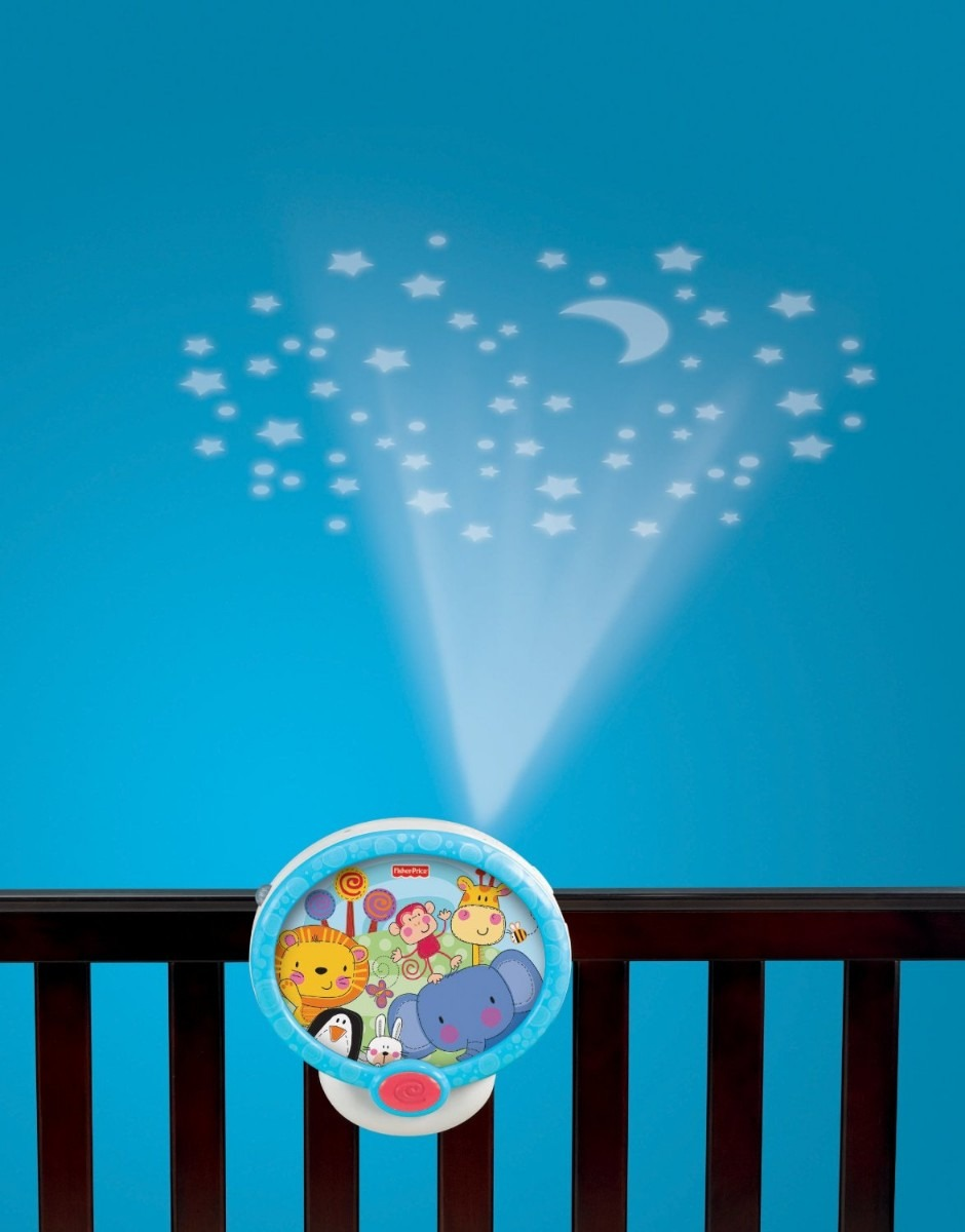 Movil Para Cuna Fisher Price Proyecta Imagenes Y Musica