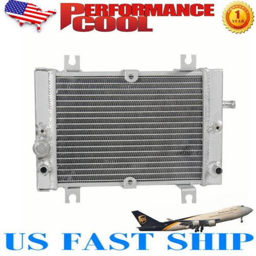 para de radiador de aluminio atv can-am puede am ds250 ds...