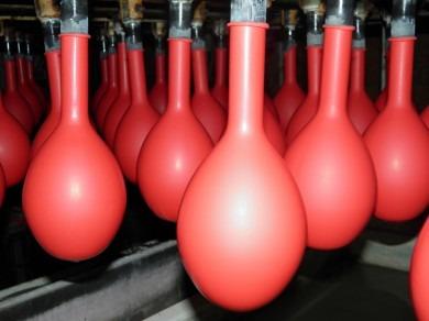 para decoracion globos perlados