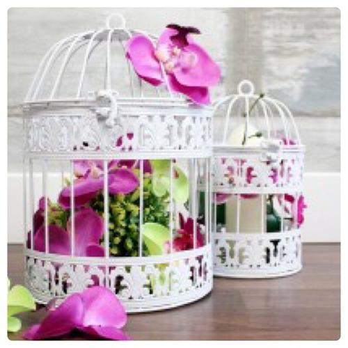para decoracion jaula