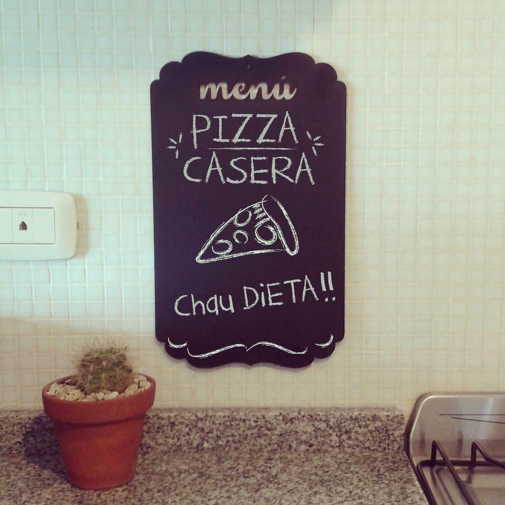 Pizarra Menu Para Tiza Para Colgar Decoracion Cocina Chimi - $ 207 ...