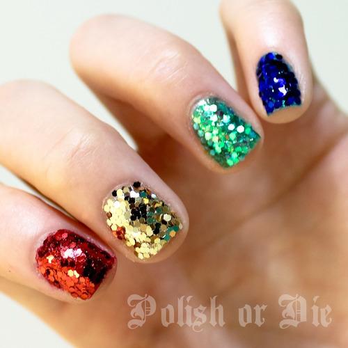 para decoración uñas