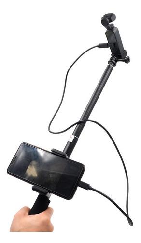 para dji osmo pocket handheld camera extension cable tipo-c