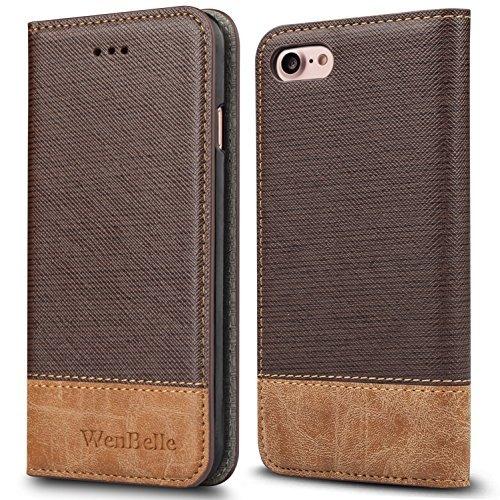 para el caso del iphone 7 / del iphone 8, wenbelle [serie de