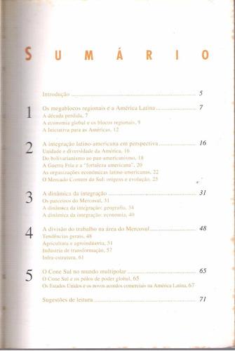 para entender o mercosul demétrio magnoli regina araujo 7ªed
