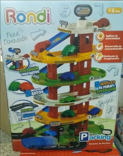 para estación juguete