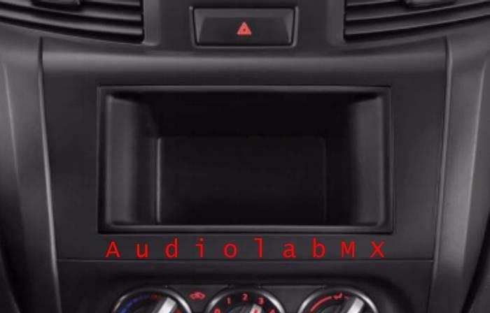 Adaptador, Frente Para Estereo Nissan Np300 Versa Note ...