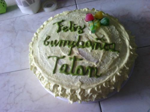 para eventos tortas