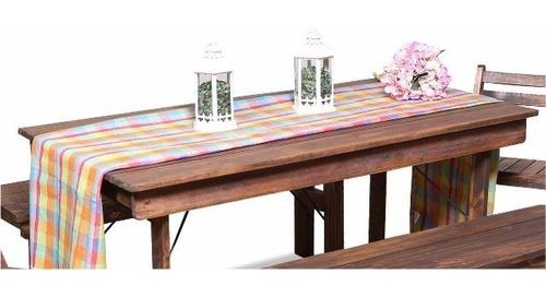 para exterior mesa para