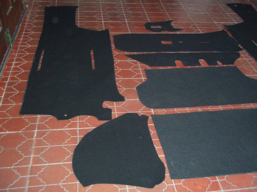 para fiat alfombras