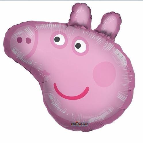 Peppa pig y george globos metálicos todo para tu fiesta    35.00 ...