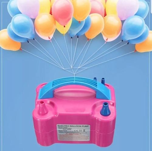 para fiestas globos inflador electrico